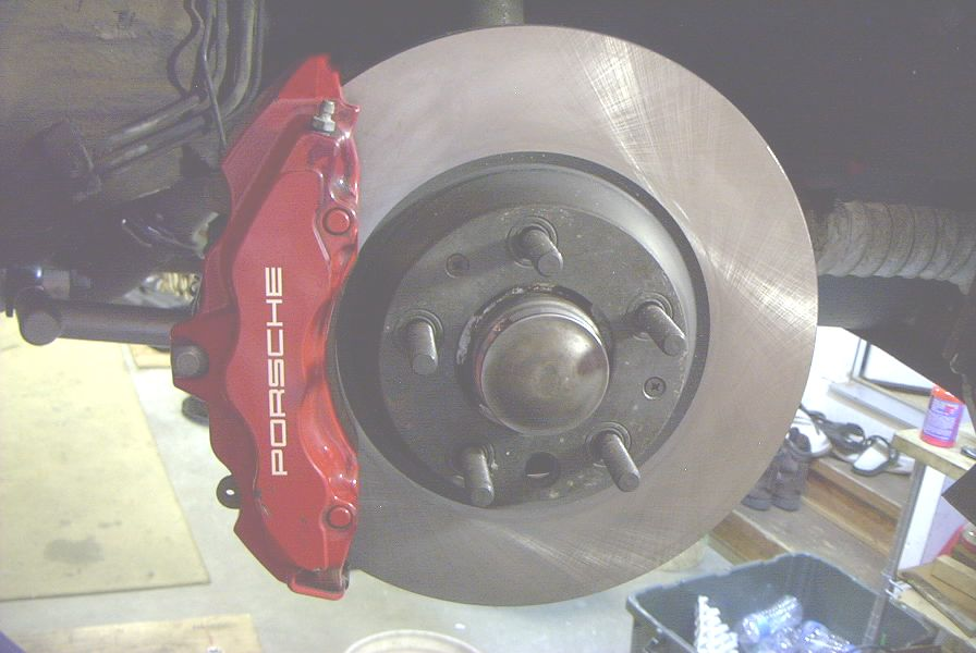 Another BIG brake upgrade Attachment
