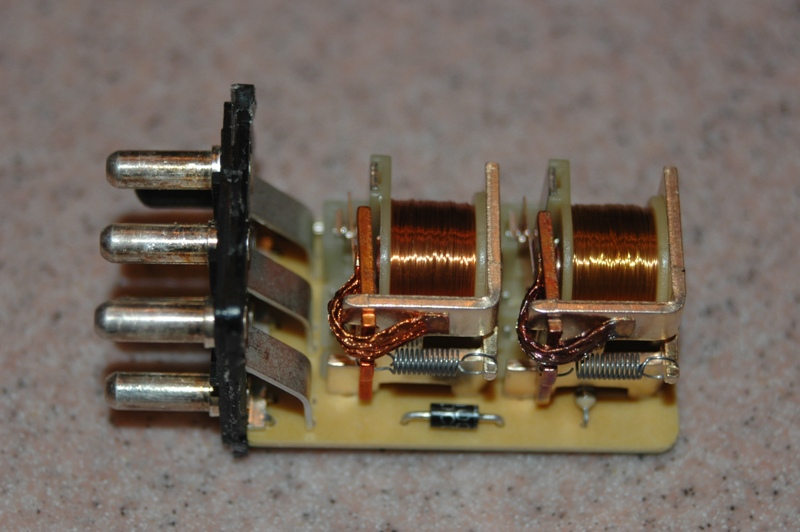 Here Is The Schematic Of How I Wired The Switch And Relay